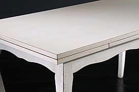 Tavolo classico rettangolare