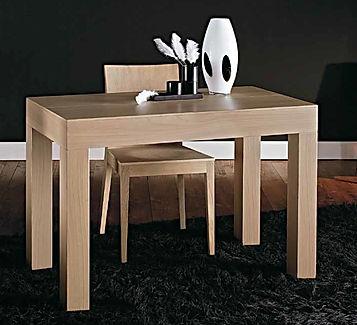 Tavolo moderno rovere su misura