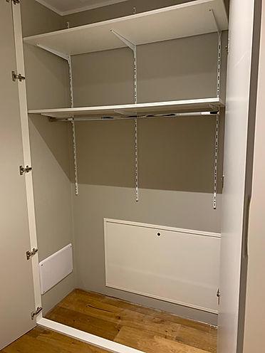 cabina armadio ingresso