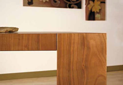 Tavolo moderno grezzo su misura in puglia