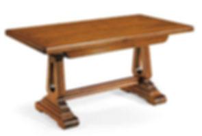 tavolo fratino allungabile grezzo