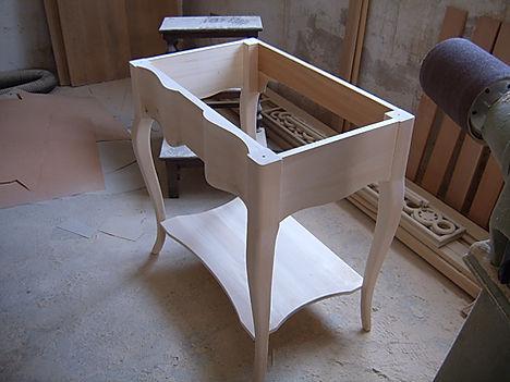 Progettazione di mobili classici e moderni