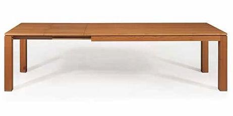 Tavolo moderno aperto