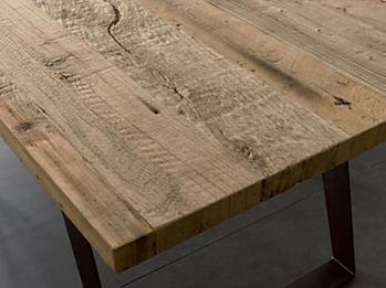 Piano tavolo in massello
