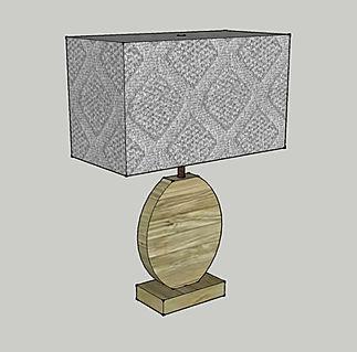 Lapada in legno da tavolo