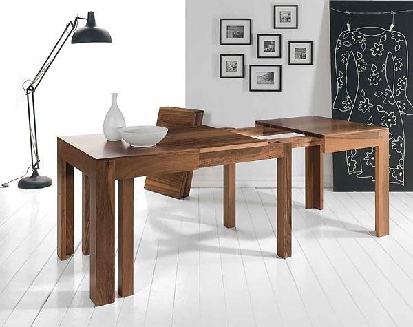 Tavolo moderno grezzo allungabile