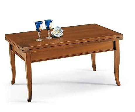 Tavolo da salotto apribile