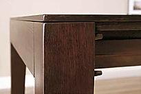 Tavolo moderno grezzo su misura