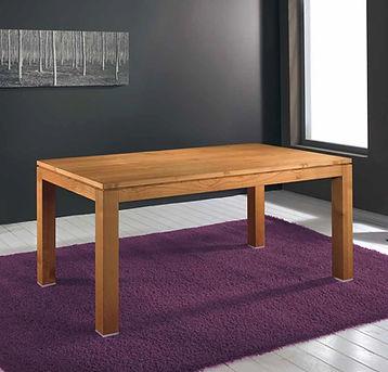 Tavolo moderno allungabile grezzo