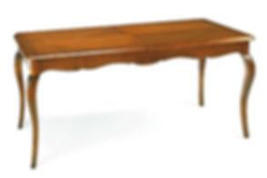 Tavolo rettangolare provenzale
