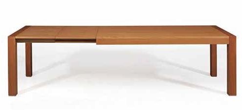 Tavolo aperto moderno