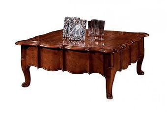 Tavolino grezzo classico, tavolino grezzo in stile, tavolini grezzi classici