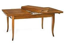 Piano tavolo intarsiato