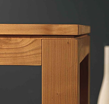 Gamba tavolo moderno grezzo