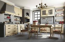 cucine antiche, cucine old time, cucine romantiche
