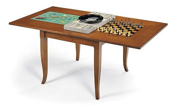 Tavolo apribile da gioco