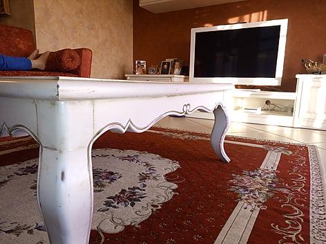 tavolo da salotto provenzale