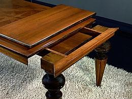 Tavolo contemporaneo su misura, tavolo contemporaneo