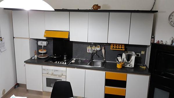 Cucina vecchia
