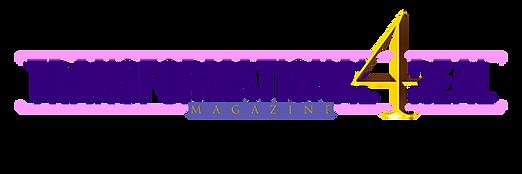T4Real MAGAZINE Logo