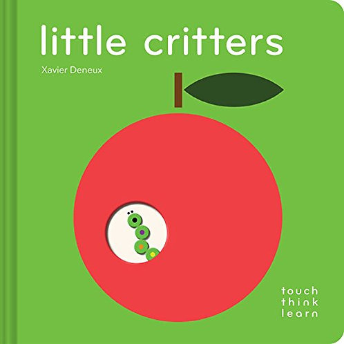 TouchThinkLearn: Little Critters (Board Book)