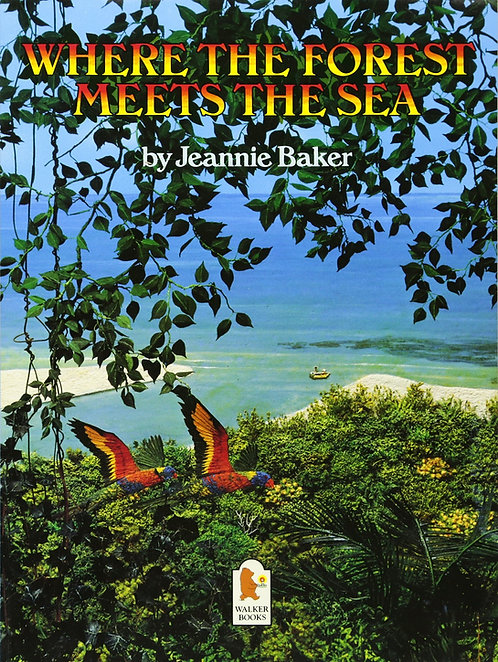 Where the Forest Meets the Sea (Paperback)