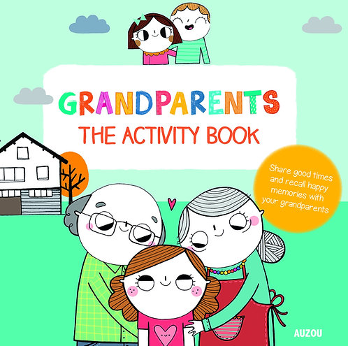 Grandparents: The Activity Book (Paperback)