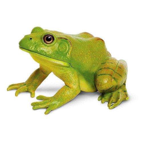 American Bullfrog Figurine
