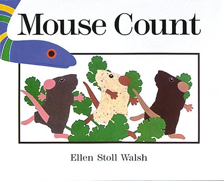 Mouse Count (Board Book)
