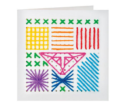 Stitching Card 10s