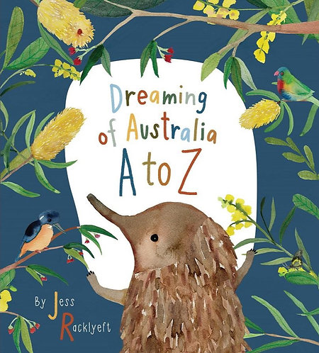 Dreaming of Australia A-Z (Hardcover)