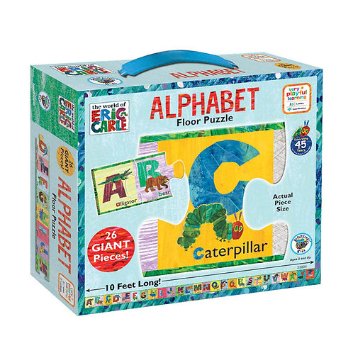 The World of Eric Carle™ Alphabet Floor Puzzle