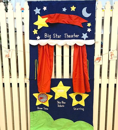 Fabric Puppet Theatre