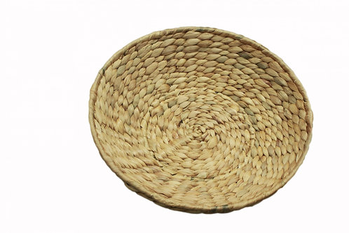 Large Round Woven Basket