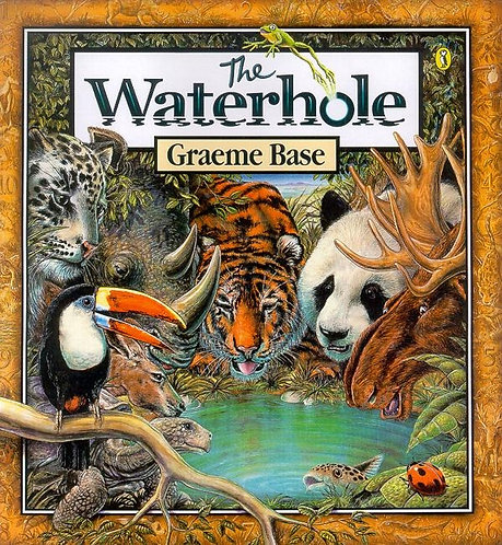 The Water Hole (Paperback)