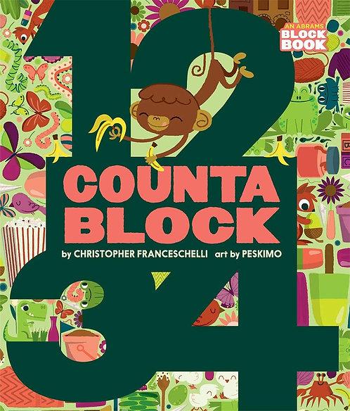 Countablock  (Board book)