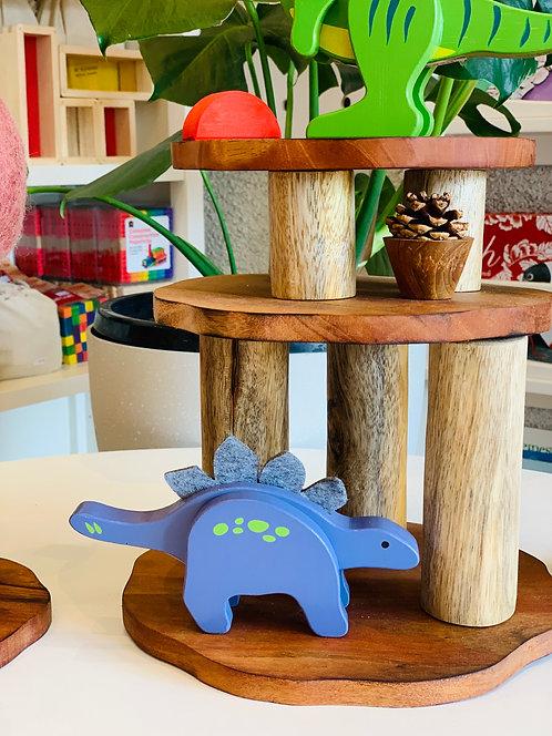 Wooden Dino