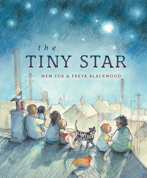 The Tiny Star (Hardcover)