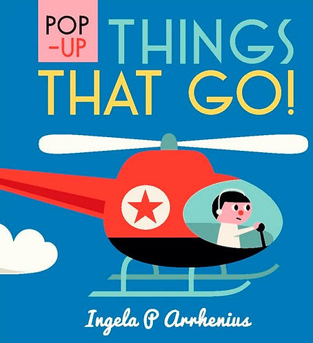 Pop Up Things That Go! (Hardcover)
