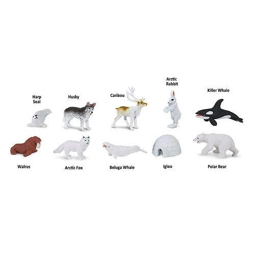 Arctic Montessori Language Learning Figurines