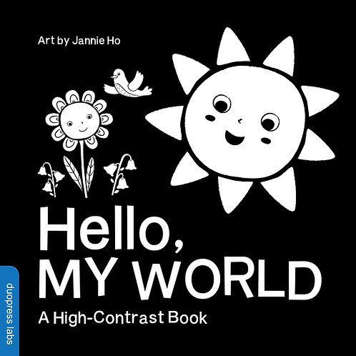 Hello, My World (Board Book)