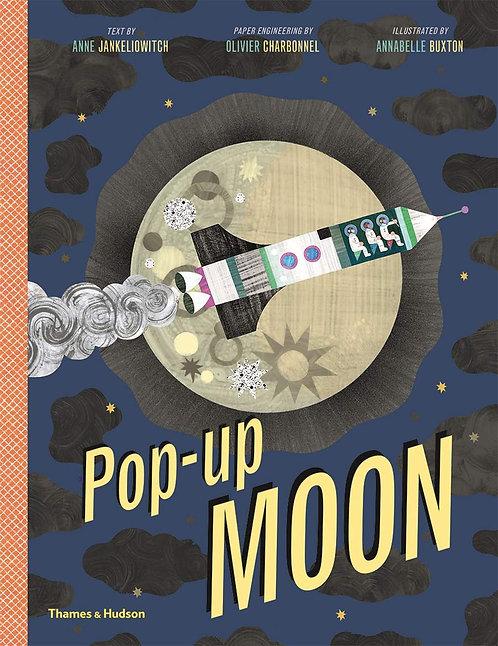 Pop Up Moon (Hardcover)