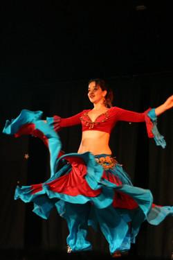 sylvie rouge-bleu