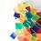 Thumbnail: Bauspiel Acrylic Cubes 20pc