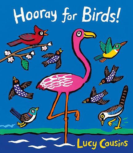 Hooray for Birds! (Hardcover)