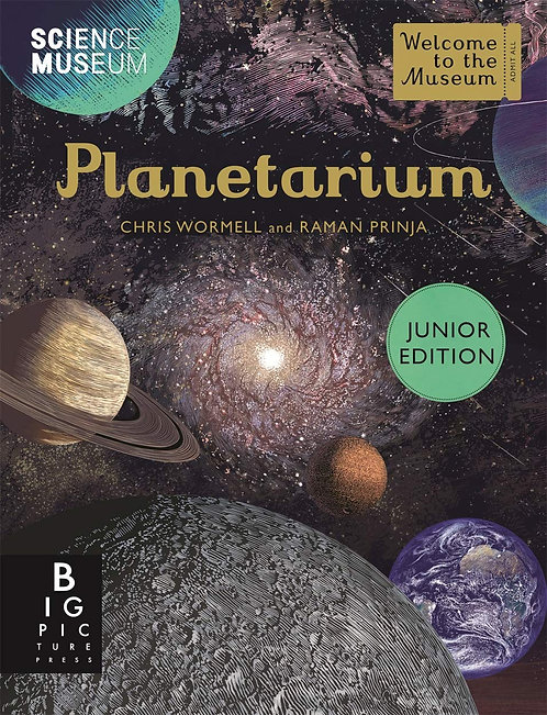 Planetarium Junior Edition (Hardcover)