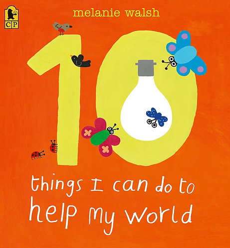 Ten Things I Can Do to Help My World (Paperback)