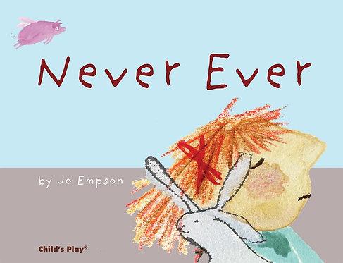 Never Ever (Paperback)