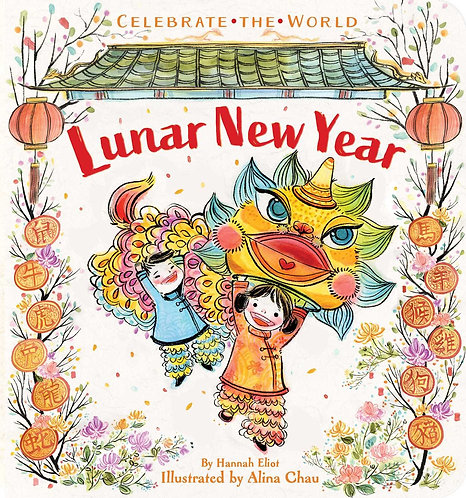 Lunar New Year: Celebrate the World (Board Book)