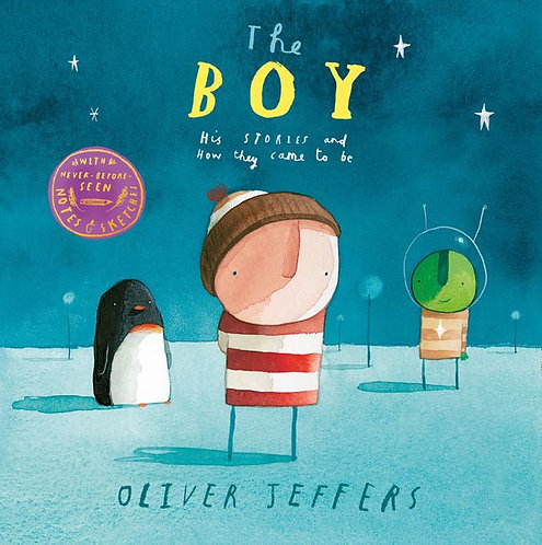 The Boy: His Stories and How They Came to Be (Hardcover)